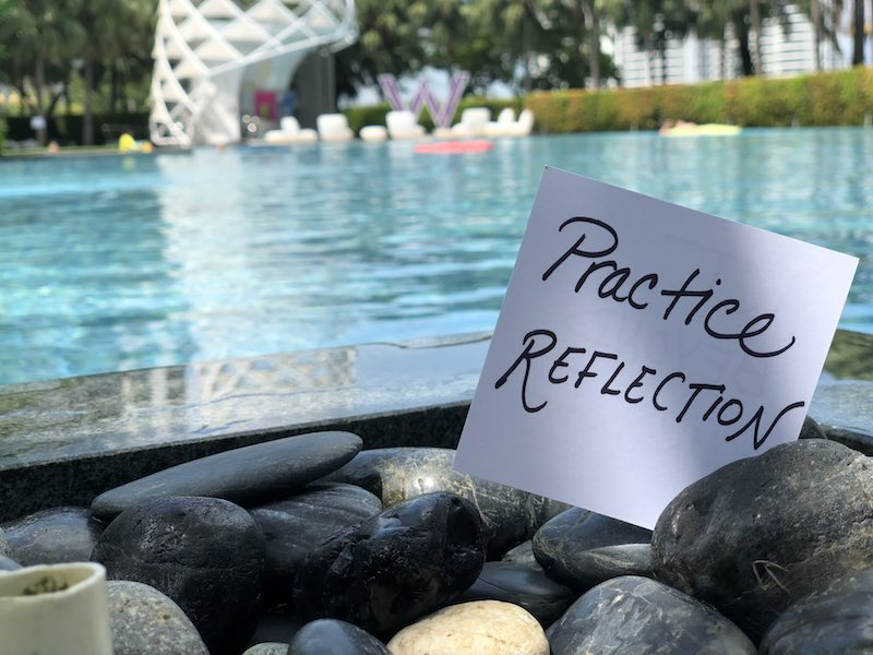 Practice Reflection, one of Buffer values