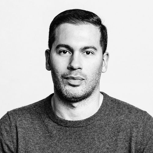 Headshot of Huckberry's Managing Editor, Luis Cancel