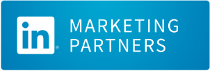 Logo of LinkedIn marketing partner